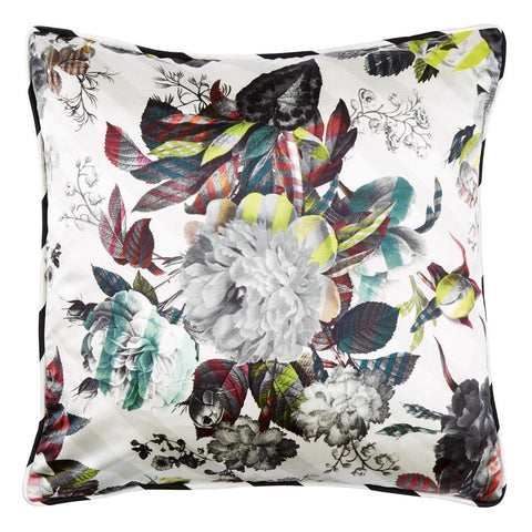 Christian Lacroix Beauharnais Rosée Decorative Pillow