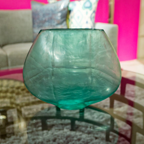 Ocean Vase, Large by Regina-Andrew Design