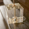 Crystal Base Dome Task Lamp - Regina-Andrew Design
