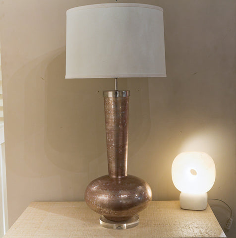 Naomi Table Lamp, Rose - Mr. Brown