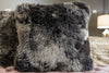 "Long Wool Mulberry Pillow 20"" x 20"" - Auskin"