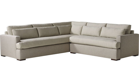Darcy Sectional - Baker Furniture