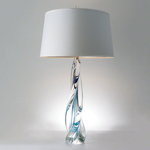 Ocean Twist Table Lamp - Studio A