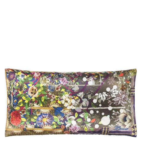 Christian Lacroix One Year In My Garden Multicolore Decorative Pillow