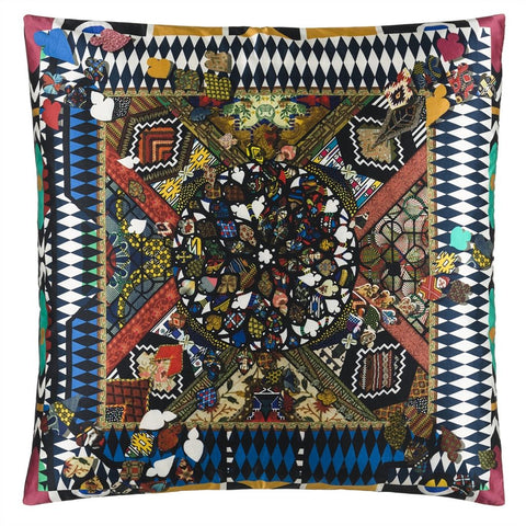 Christian Lacroix Mystere Arlequin Decorative Pillow - Designers Guild