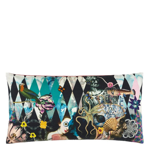 Christian Lacroix L'insolite Arlequin Decorative Pillow