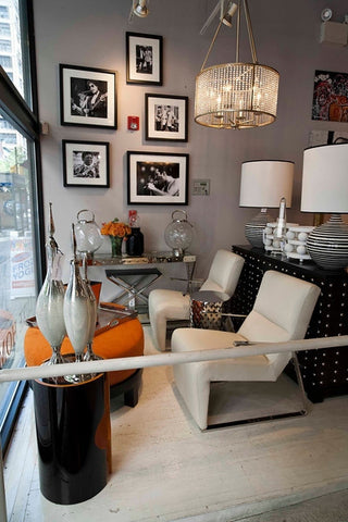 Orange Accents - Energize Your Room!