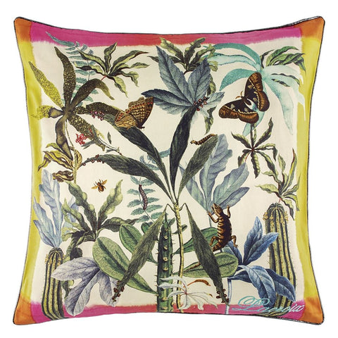 Christian Lacroix Frida's Garden Grenade Decorative Pillow - Designers Guild