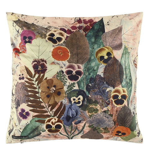 Christian Lacroix Herborhysteria Multicolore Decorative Pillow - Designers Guild