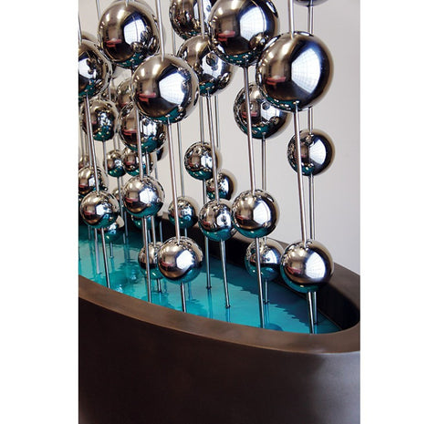 Stainless Steel Ball Sway - Gold Leaf Design Group