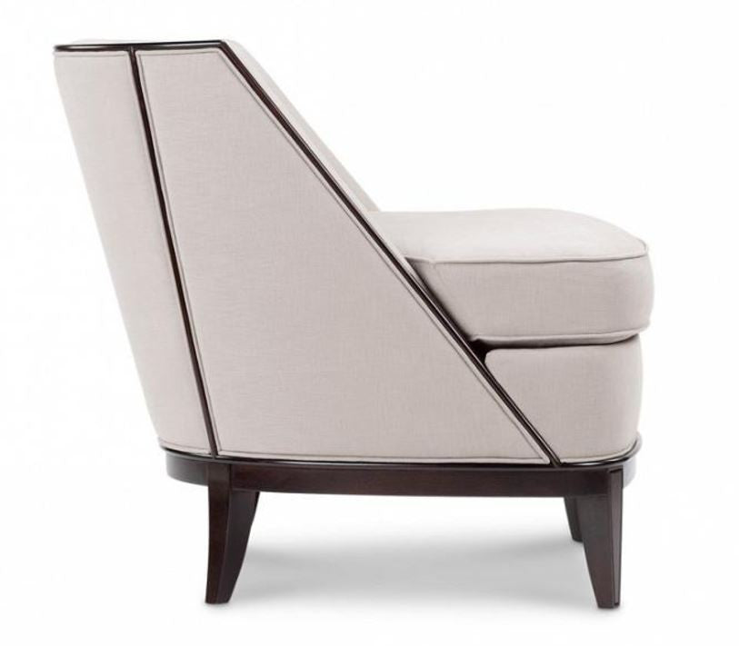 Modern Luxury Club Lounge Chair - Bolier & Co. | Luxe Home ...