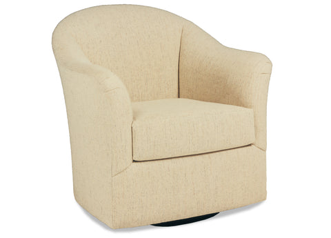 Riley Swivel Chair - Precedent Furniture