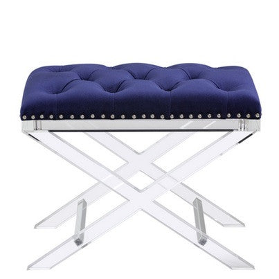 Allura Bench Royal Blue - Sunpan Modern Home