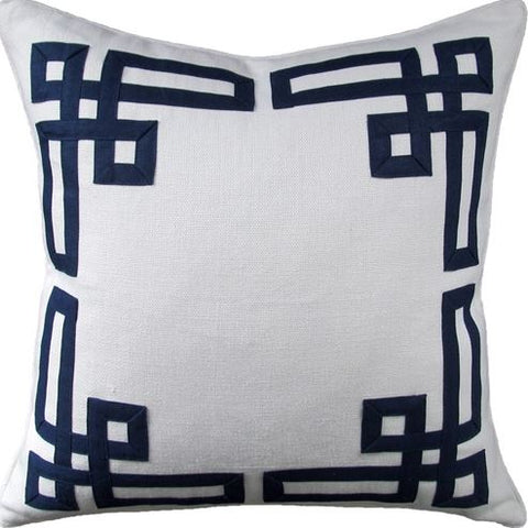 Addison Fretwork Pillow - Ryan Studio