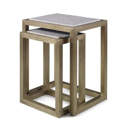 Albaninni Nesting Tables - Mr. Brown London