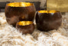 Alessandria Bronze Hammered Bowls, Set of 3 - Arteriors Home