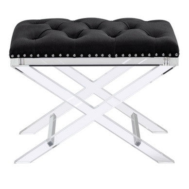 Allura Bench Black - Sunpan Modern Home