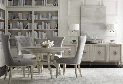 Allure Entertainment Console - Bernhardt Furniture