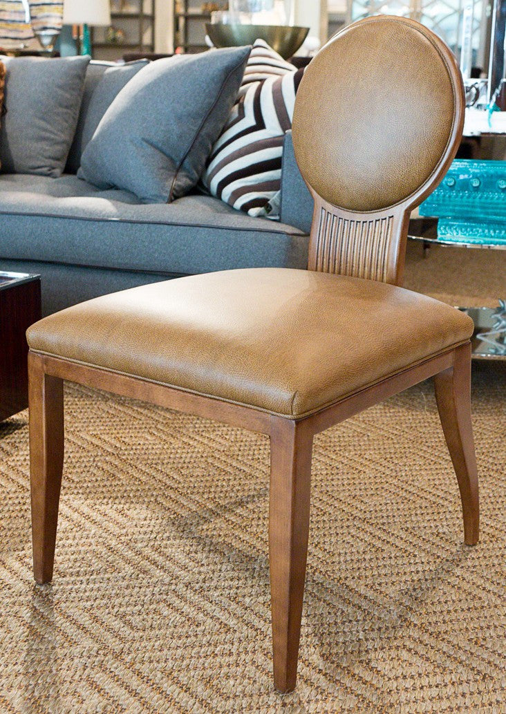 Antelope Side Dining Chair Luxe Home Furnishings Luxe