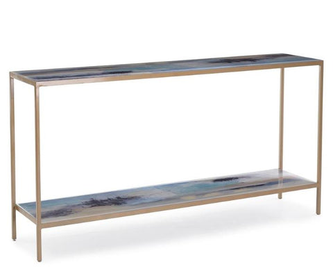 Miles Apart Sofa Table - John-Richard