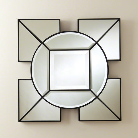 Arabesque Square Mirror - Global Views