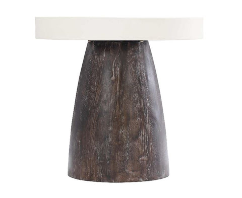 Arlo Round End Table - Bernhardt Loft