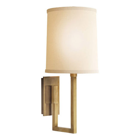 Aspect Library Sconce - Visual Comfort