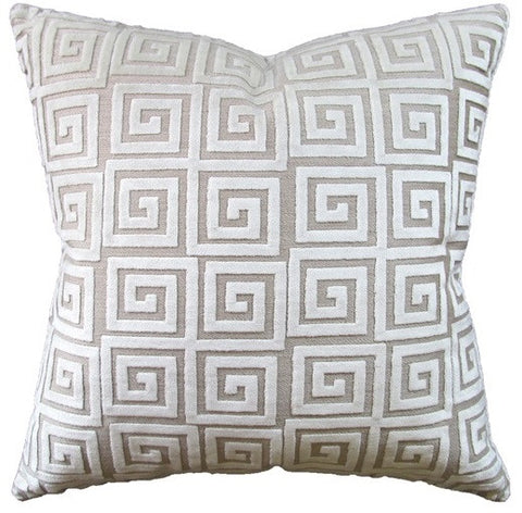 Athenee Velvet Pillow 22x22 - Ryan Studio