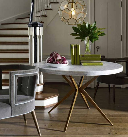 Atlantis Dining Table - Mr. Brown London