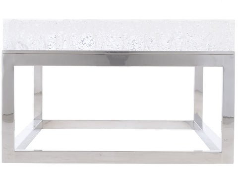Aventura Rectangular Acrylic Cocktail Table - Bernhardt Exteriors