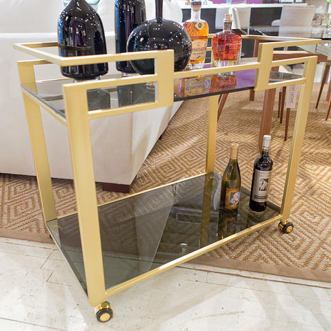 Avondale Bar Cart - Sunpan