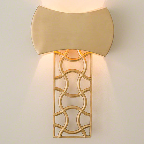 Axe Sconce - Brass - Global Views