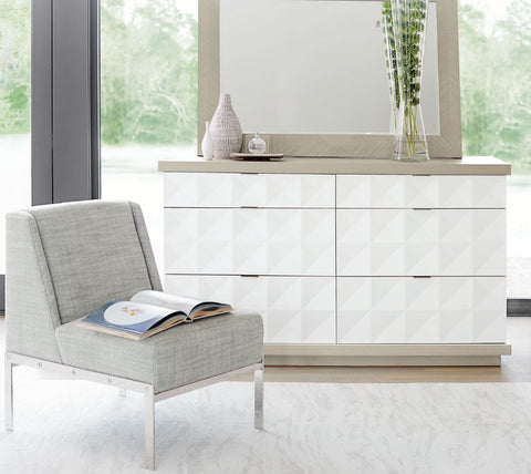 Axiom Dresser - Bernhardt Furniture