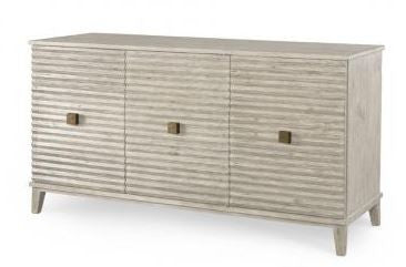 Belmont Low Cabinet White   Mr. Brown London