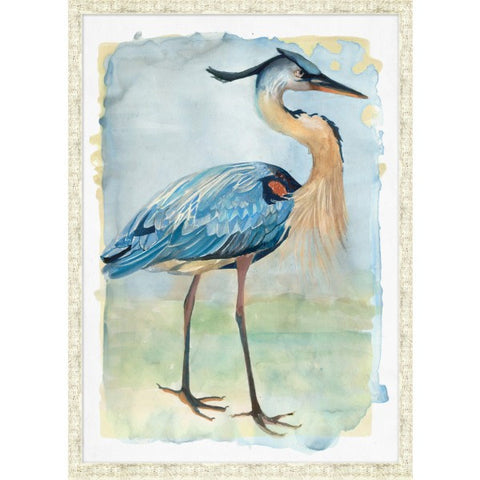 Blue Heron - Wendover Art Group