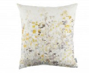 Breathe Lichen Cushion Pillow - Romo Textiles