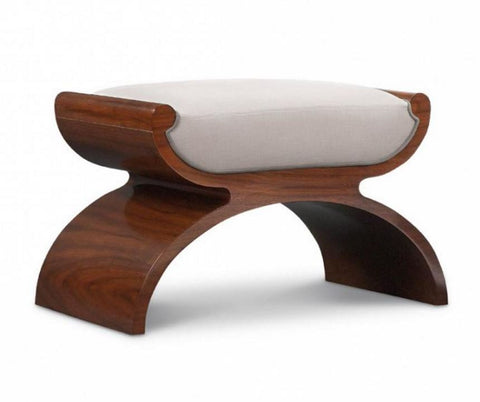 Richard Mishaan Biedermeier Stool - Bolier & Co.
