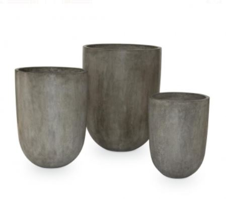 Bali Planters, Set of Three - Mr. Brown London