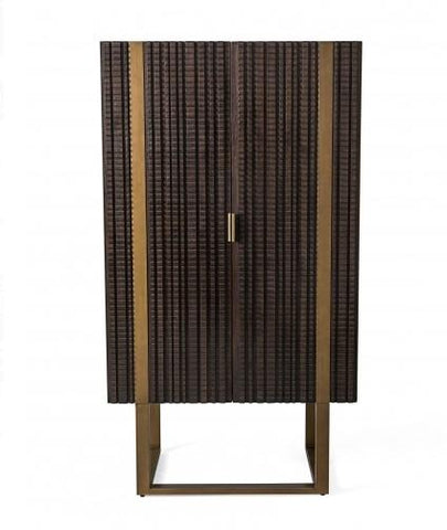Bandini Mid Sized Cabinet - Mr. Brown London