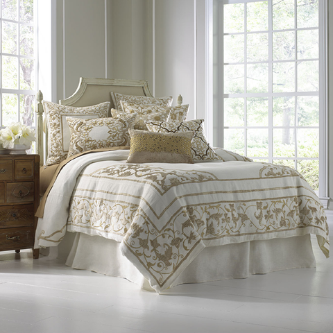 Bar Harbor Queen Duvet - Callisto Home
