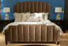 Bayonne Upholstered King Bed - Bernhardt Furniture