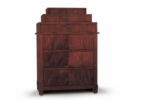 Rosenau Biedermeier Tiered Chest - Bolier & Co.