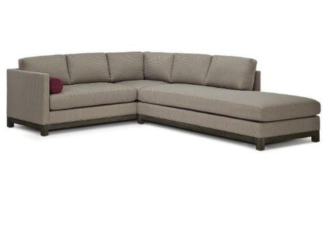 Bellevue Sectional Sofa - Lazar