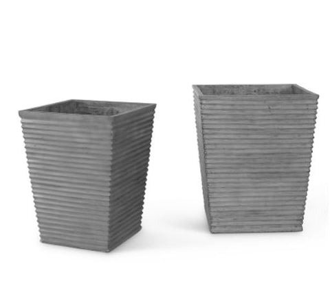 Belmont Planters, Set of Two - Mr. Brown London
