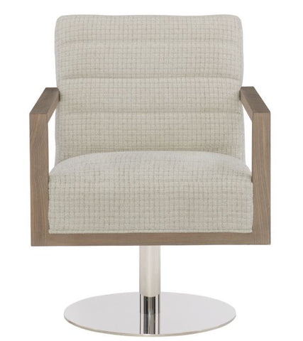 Bergen Swivel Chair - Bernhardt Interiors