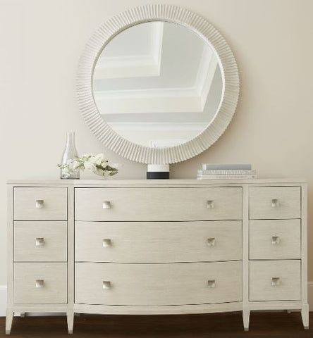 East Hampton Round Mirror - Bernhardt