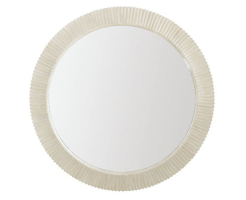 East Hampton Round Mirror - Bernhardt Furniture