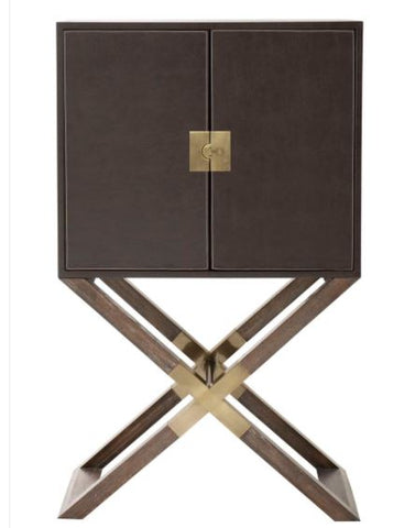 Clarendon Bar Cabinet - Bernhardt Furniture