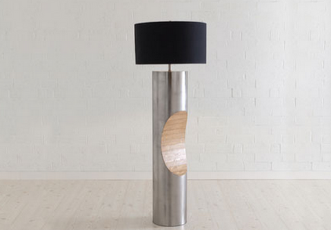 Bite Floor Lamp - Phillips Collection