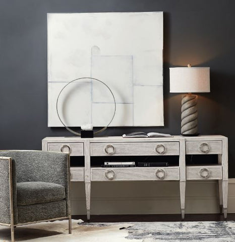 Domaine Blanc Console Table - Bernhardt Furniture